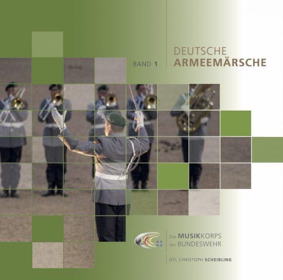 Deutsche Armeemärsche Band I
