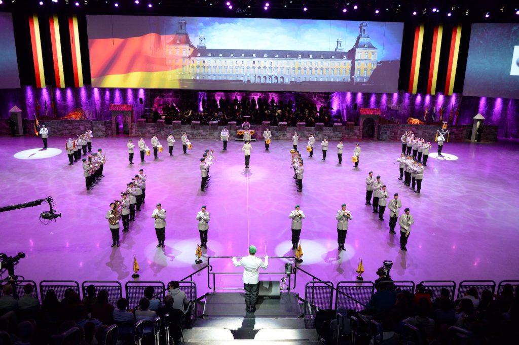 Das Musikkorps der Bundeswehr