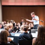 Die Orchesterakademie des Musikkorps der Bundeswehr 2018