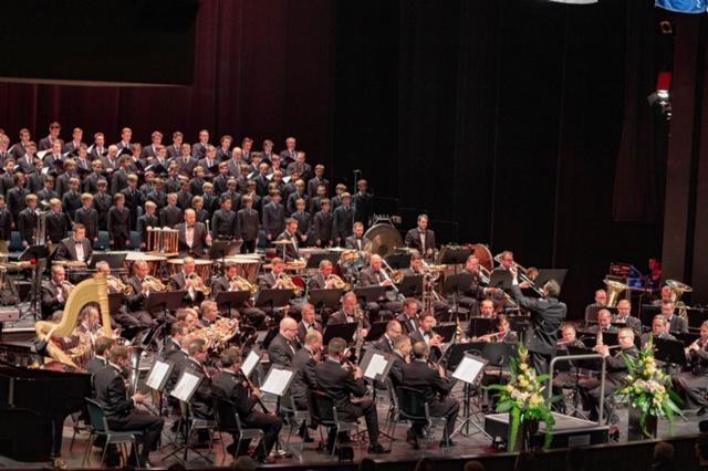 Das Musikkorps der Bundeswehr in besonderer Mission